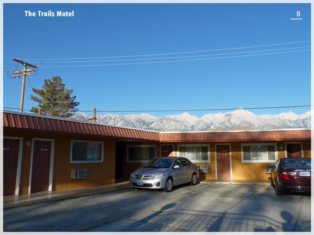 The Trails Motel 8