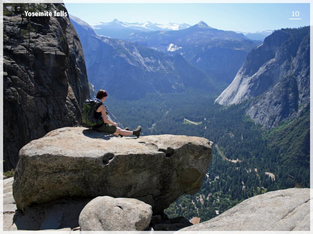 Yosemite falls 10
