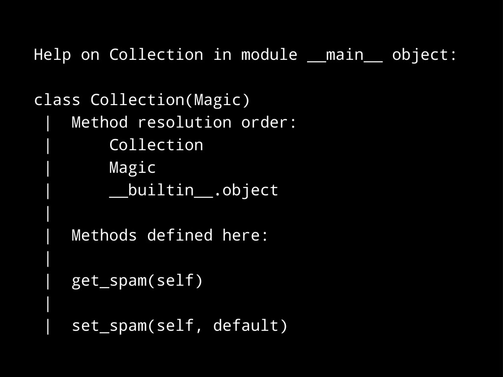 Help on Collection in module __main__ object: c...