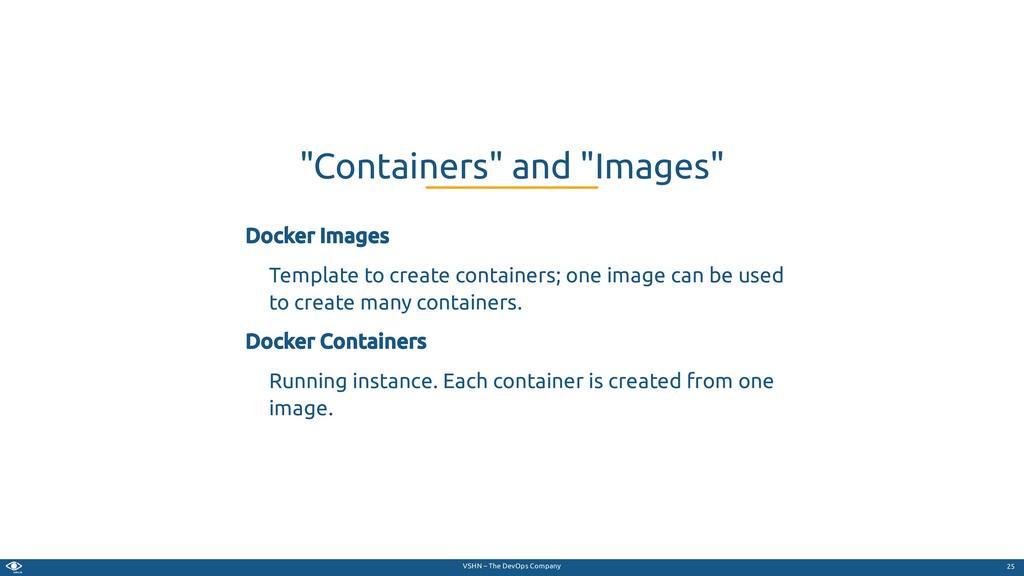 VSHN – The DevOps Company Docker Images Templat...