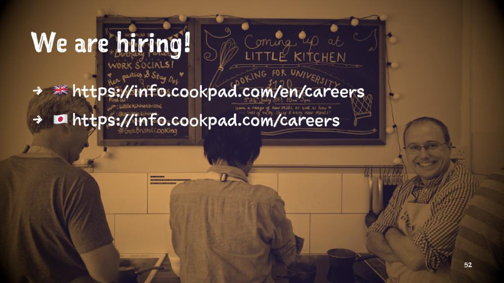 We are hiring! 4 ! https://info.cookpad.com/en/...