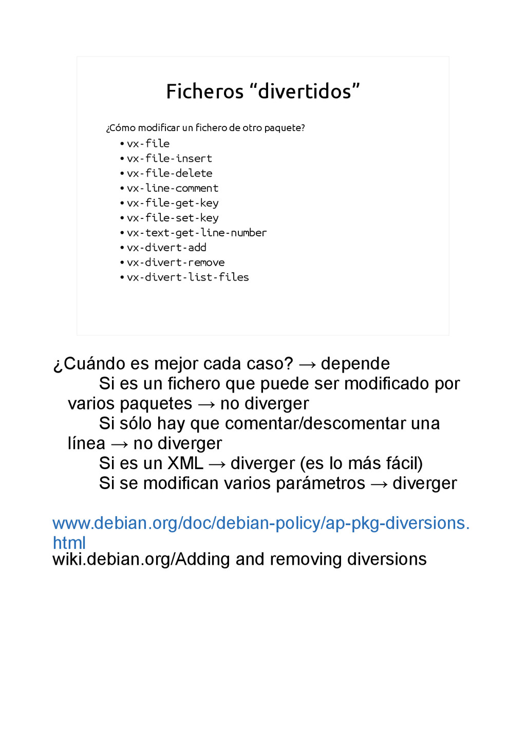 "Ficheros ""divertidos"" ¿Cómo modificar un ficher..."