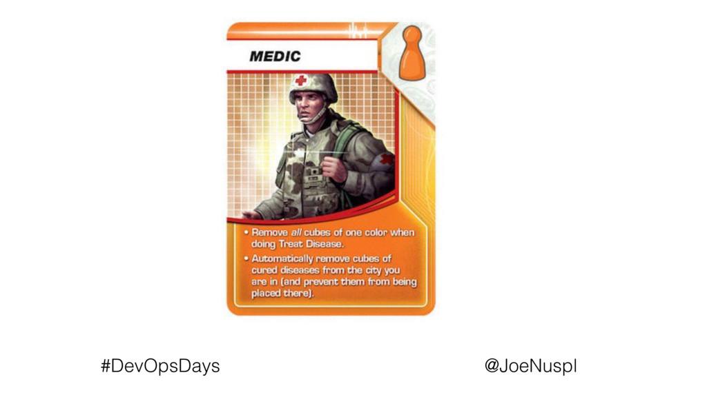 @JoeNuspl #DevOpsDays
