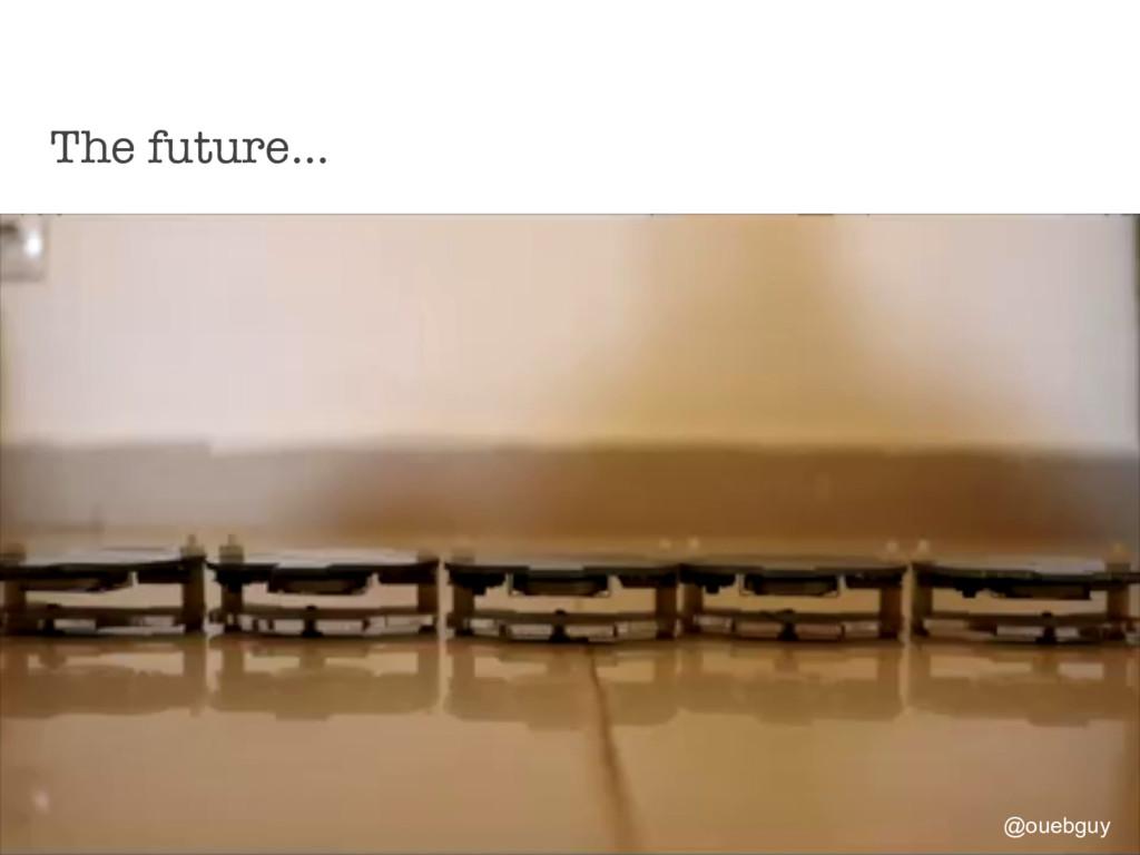 @ouebguy The future…