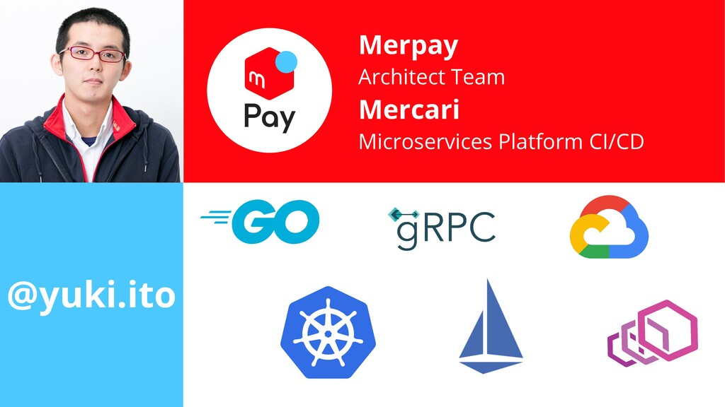 Merpay   Architect Team   Mercari   Microservic...