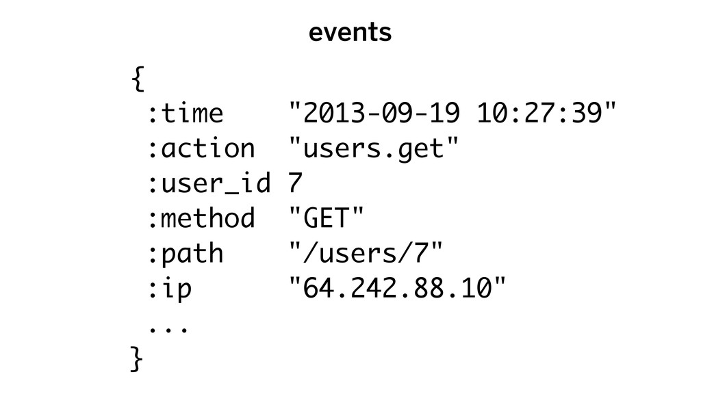"""events { :time """"2013-09-19 10:27:39"""" :action """"u..."""