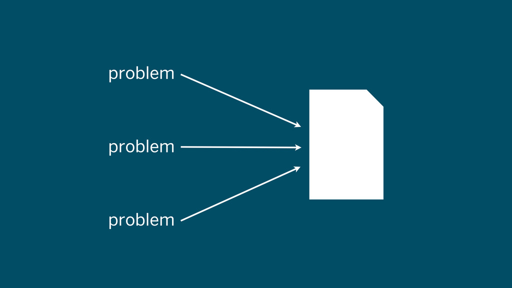 problem problem problem