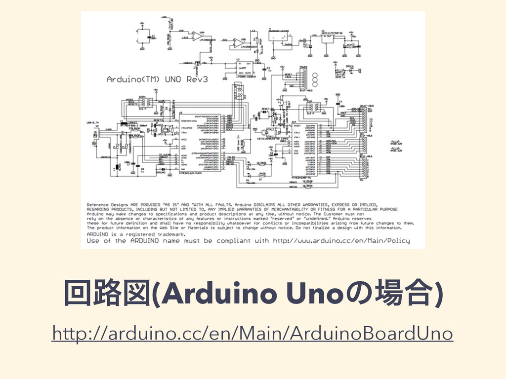 ճ࿏ਤ(Arduino Unoͷ߹) http://arduino.cc/en/Main/A...