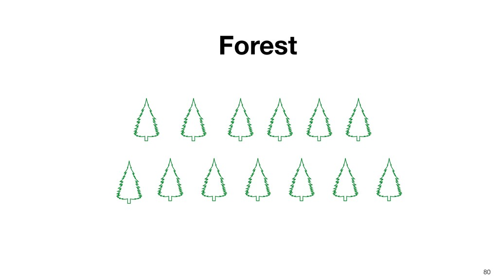 80 Forest