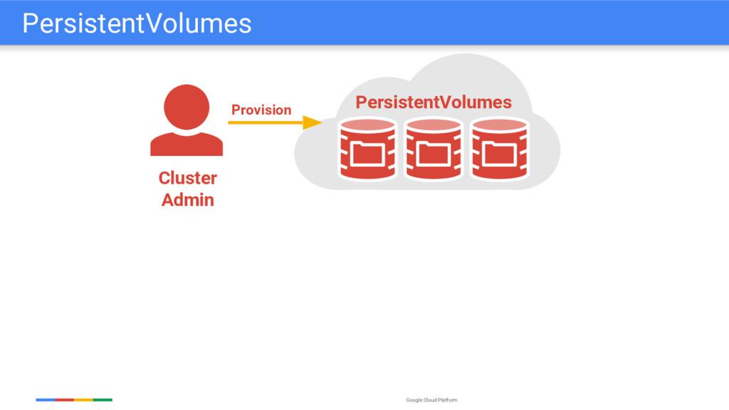 Google Cloud Platform Provision Cluster Admin P...