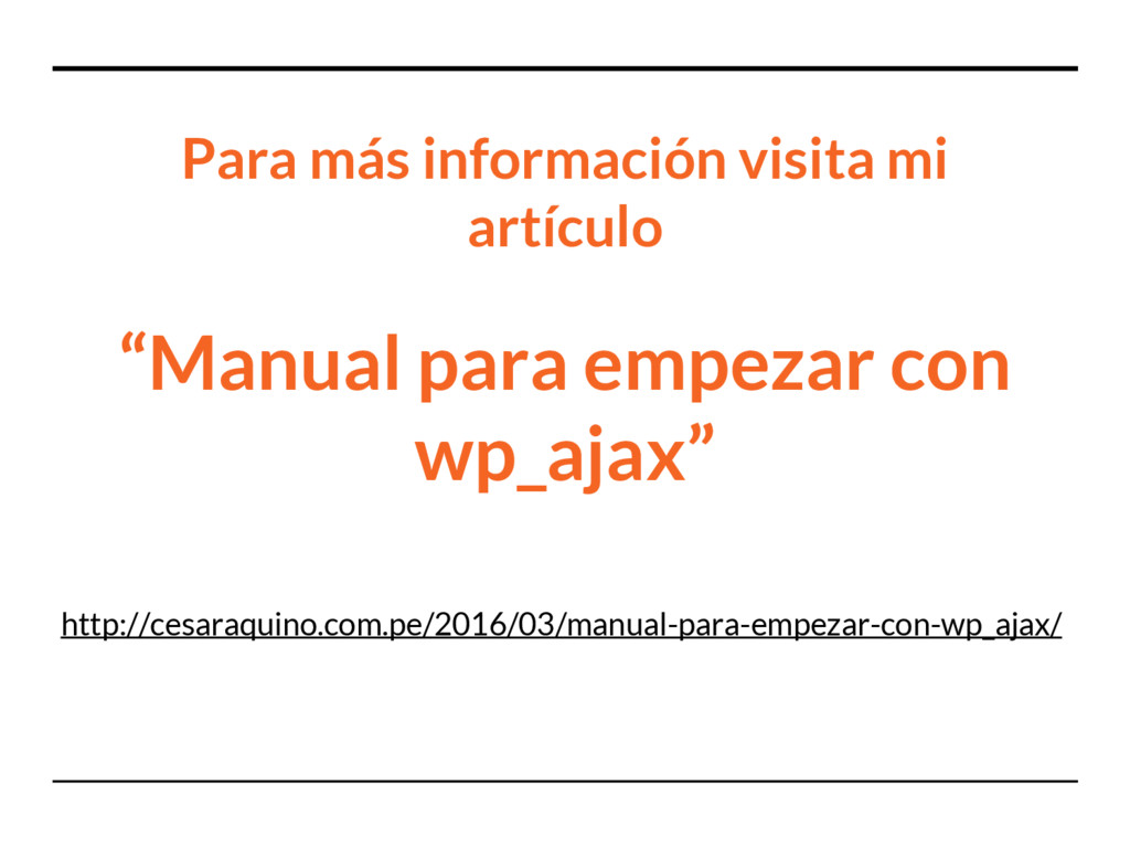 """Para más información visita mi artículo """"Manual..."""