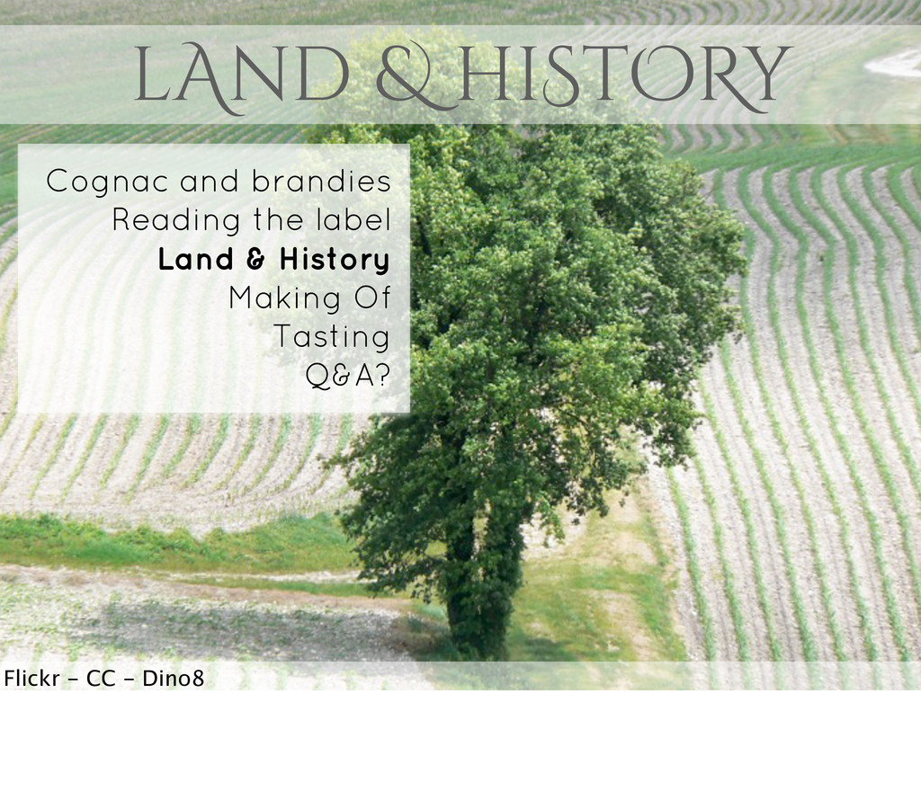 lAnd & hiStORy Flickr - CC - Dino8 Cognac and b...