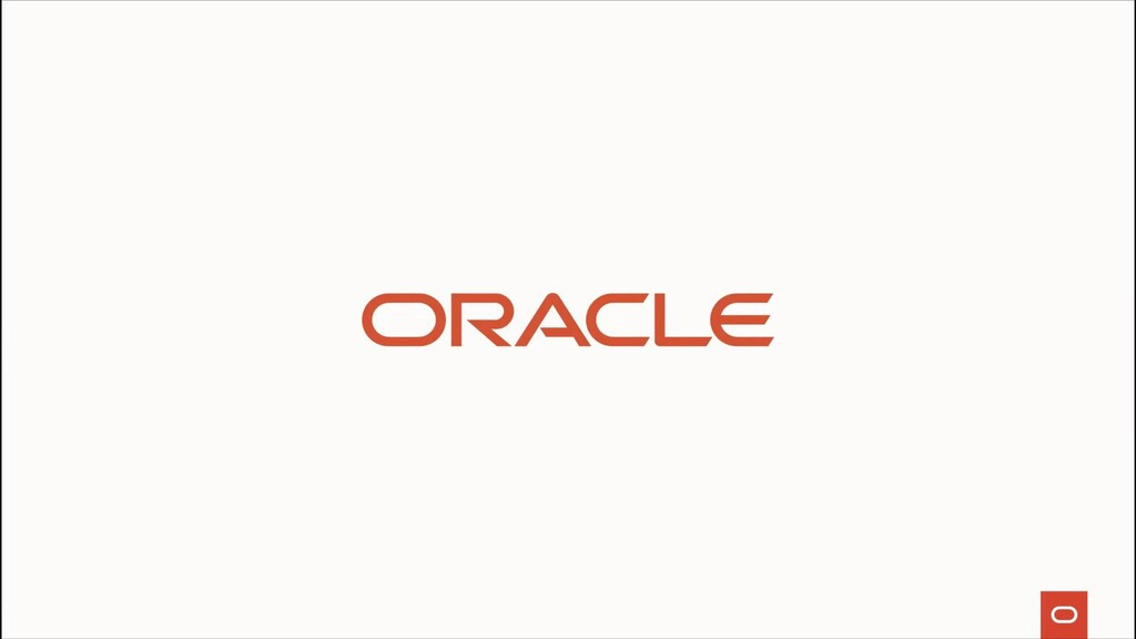 Copyright © 2021, Oracle and/or its affiliates 8