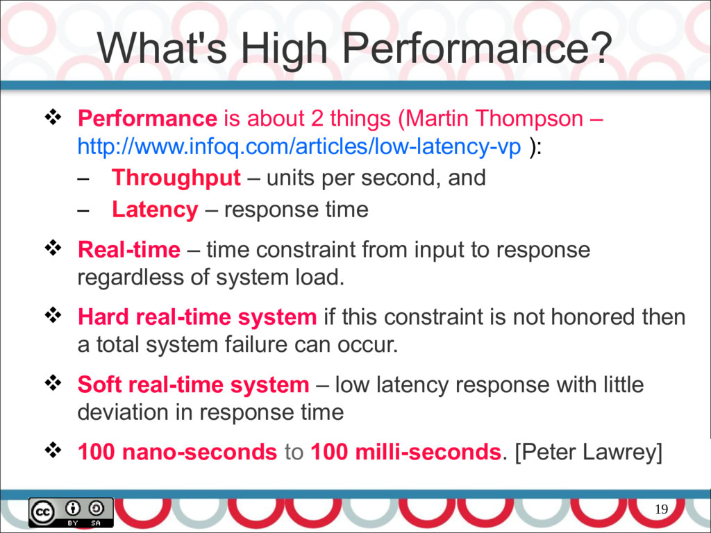 19  Performance is about 2 things (Martin Thom...