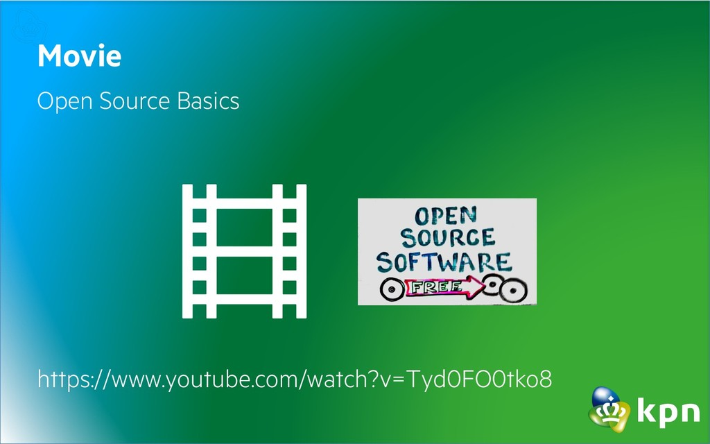 Movie Open Source Basics https://www.youtube.co...