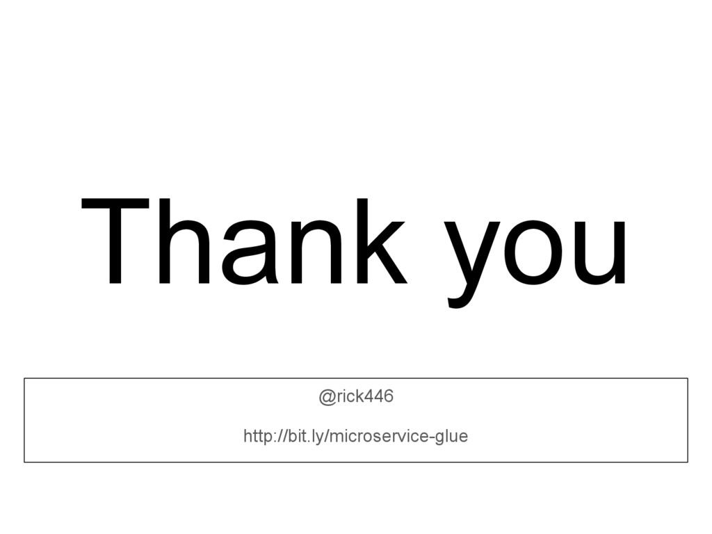 Thank you @rick446 http://bit.ly/microservice-g...