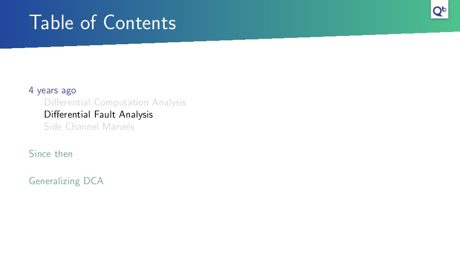 Table of Contents 4 years ago Differential Compu...