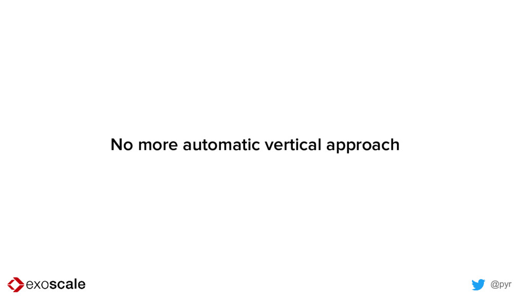 @pyr No more automatic vertical approach