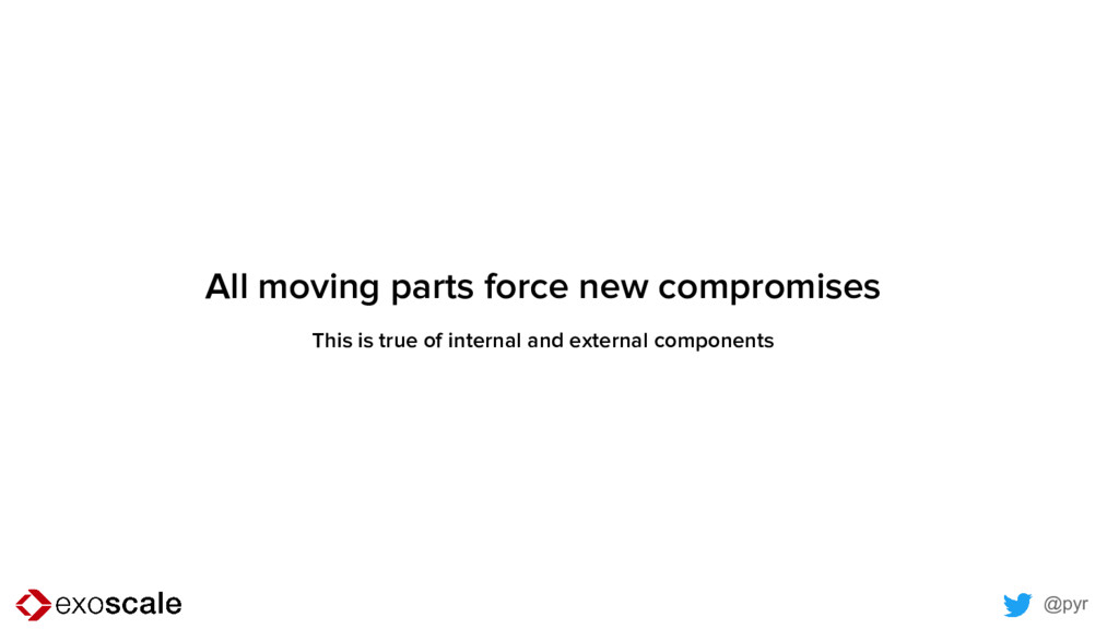 @pyr All moving parts force new compromises Thi...