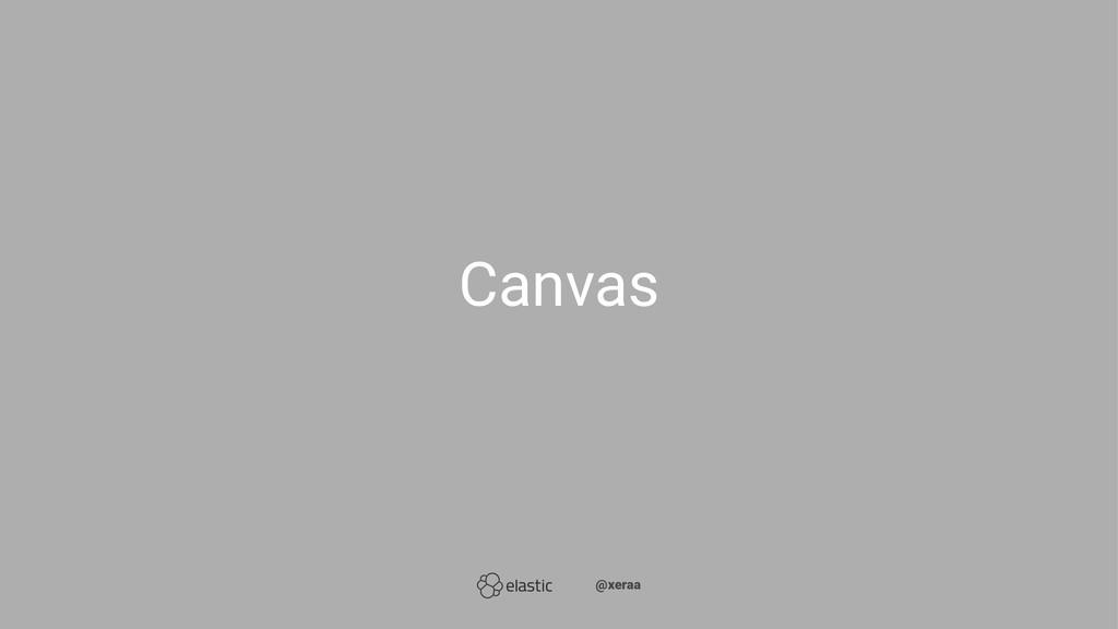 Canvas ̴̴@xeraa