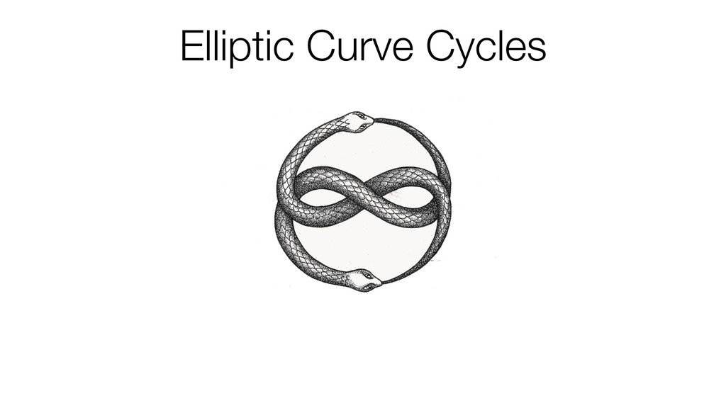 Elliptic Curve Cycles