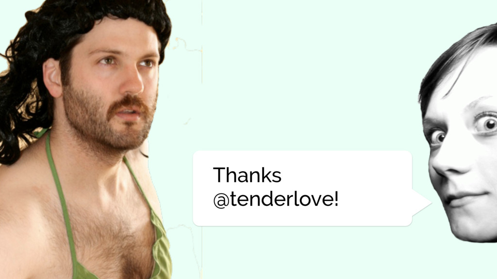 Thanks @tenderlove!