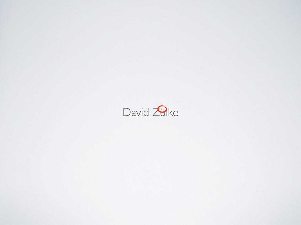 David Zülke