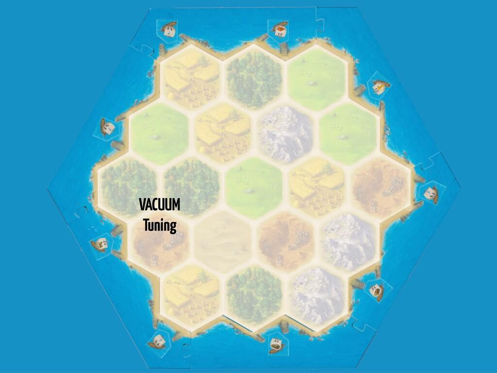 VACUUM Tuning