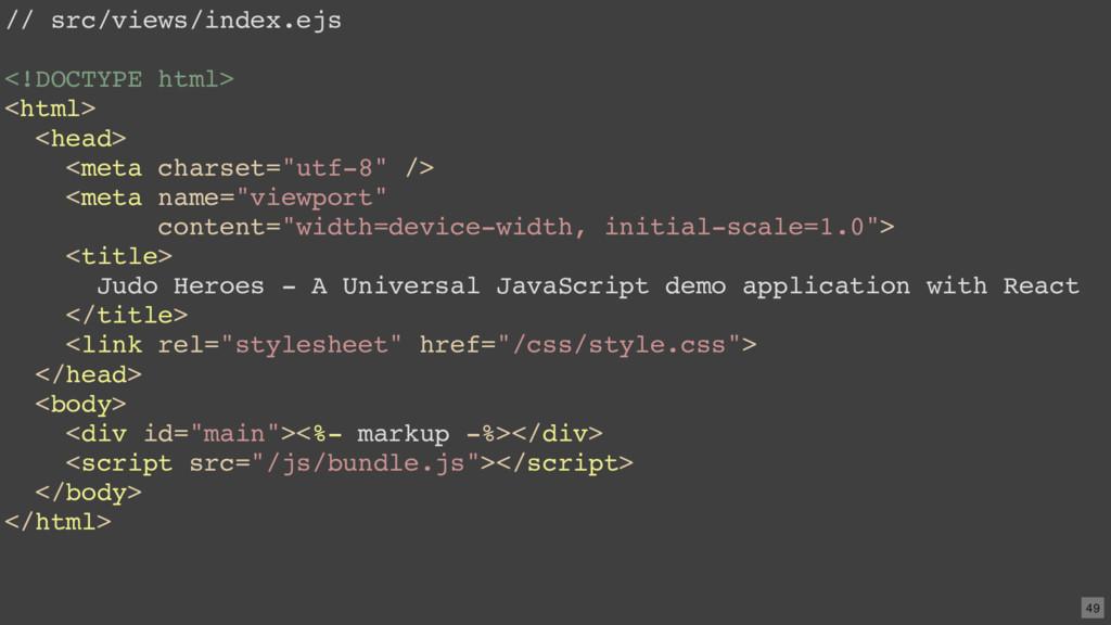 // src/views/index.ejs <!DOCTYPE html> <html> <...