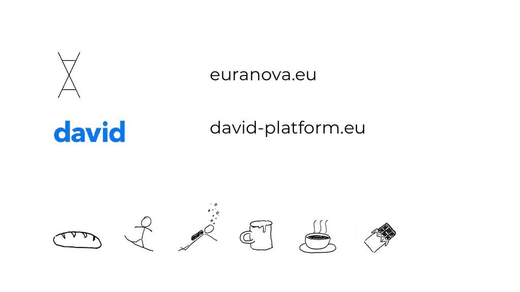 euranova.eu david-platform.eu