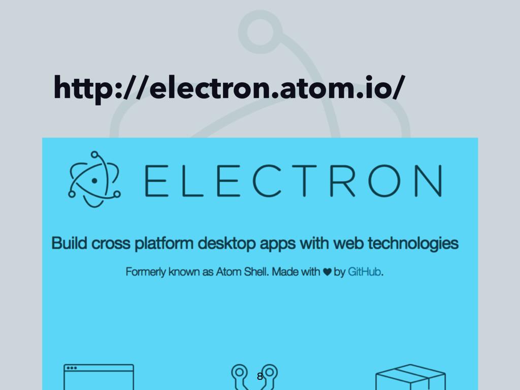 http://electron.atom.io/