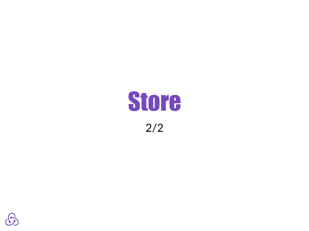 Store 2/2
