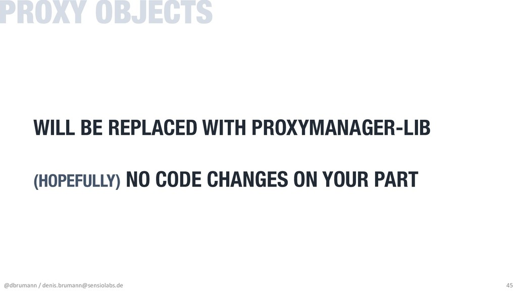 WILL BE REPLACED WITH PROXYMANAGER-LIB (HOPEFUL...