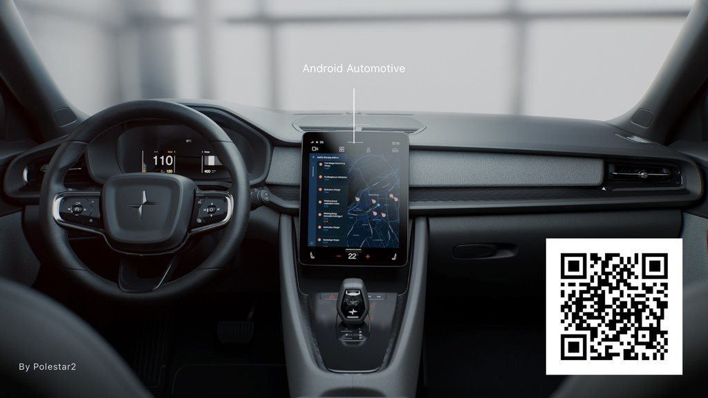 Android Automotive By Polestar2