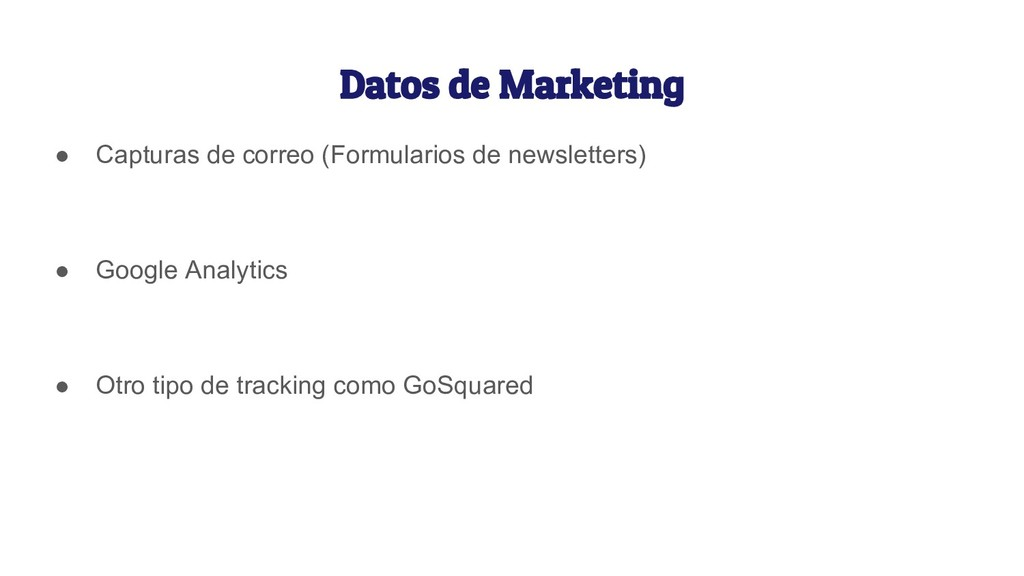 Datos de Marketing ● Capturas de correo (Formul...