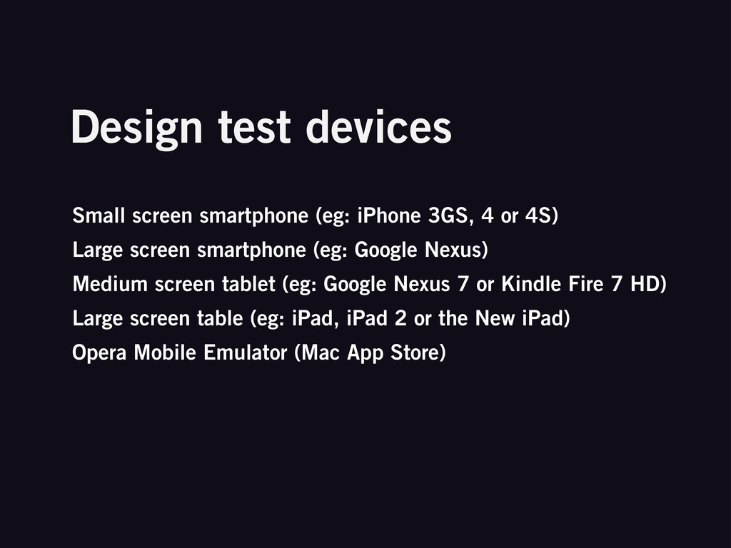 Small screen smartphone (eg: iPhone 3GS, 4 or 4...