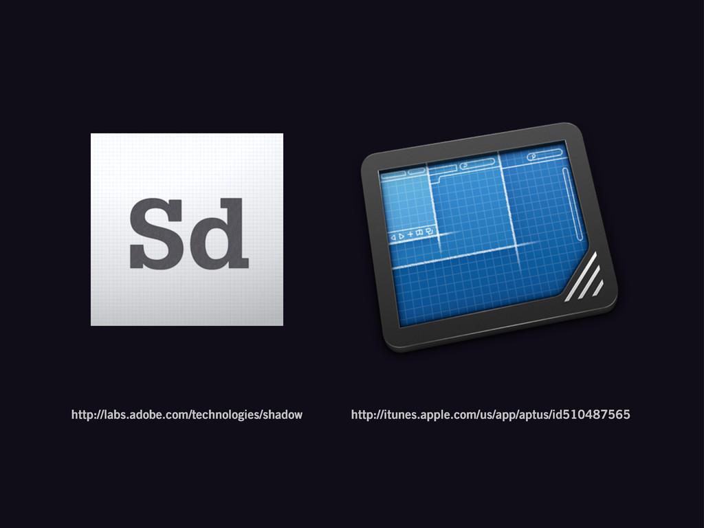 http://labs.adobe.com/technologies/shadow http:...