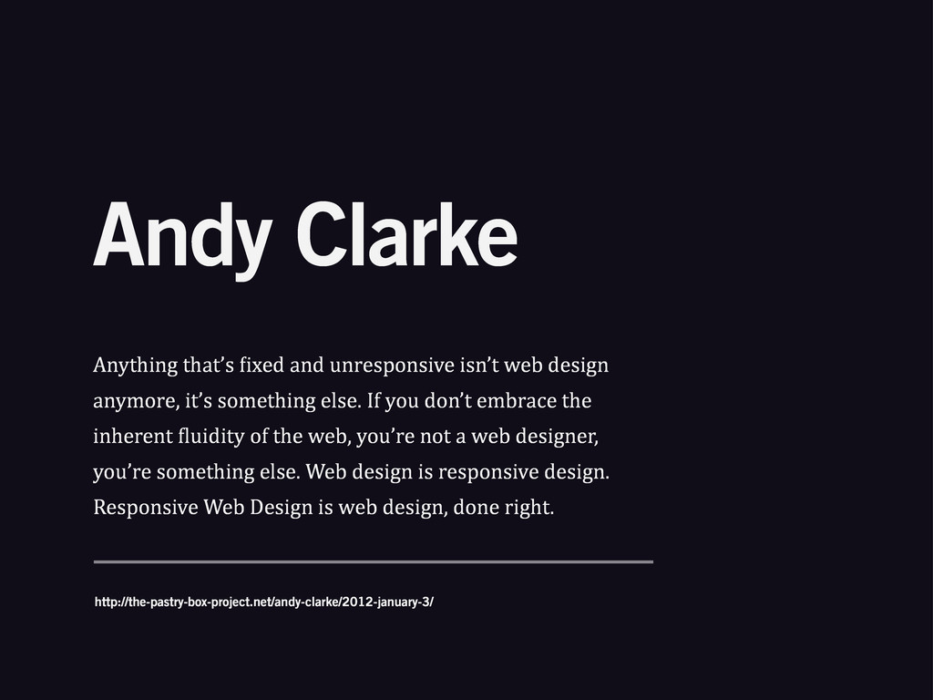 Andy Clarke Anything%that's%>ixed%and%unrespons...