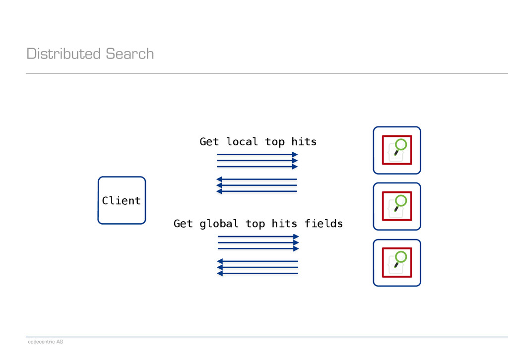 codecentric AG Distributed Search Client Get lo...