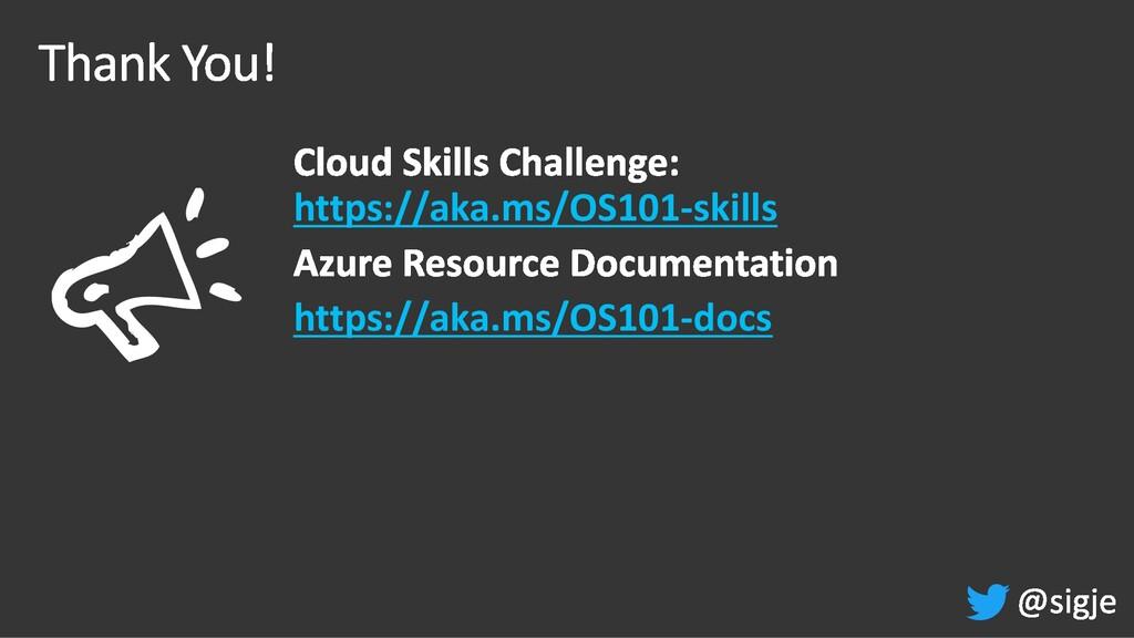 https://aka.ms/OS101-skills https://aka.ms/OS10...