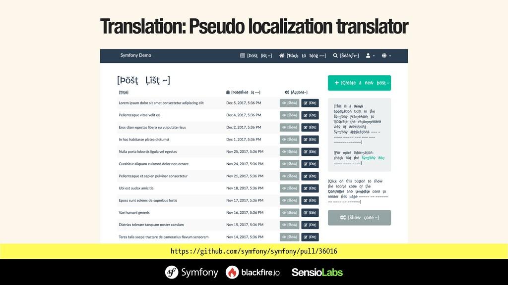 Translation: Pseudo localization translator htt...