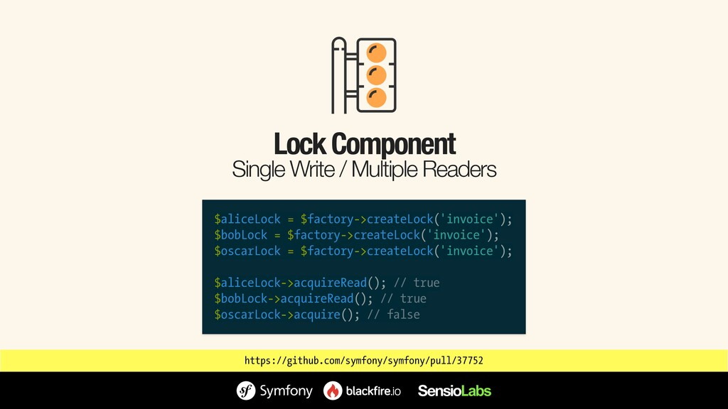 Lock Component Single Write / Multiple Readers ...