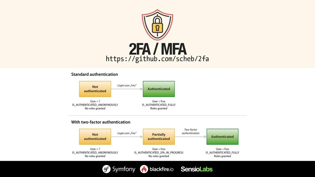 2FA / MFA https://github.com/scheb/2fa