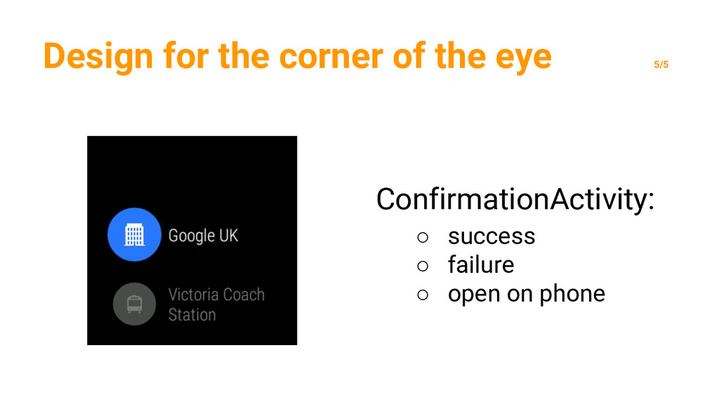 Design for the corner of the eye 5/5 Confirmati...