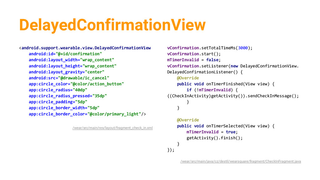 DelayedConfirmationView <android.support.wearab...
