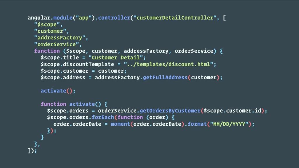 "angular.module(""app"").controller(""customerDetai..."