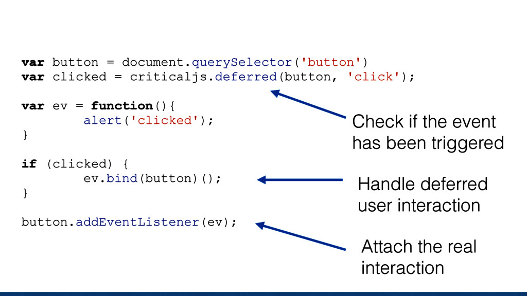 var button = document.querySelector('button') v...
