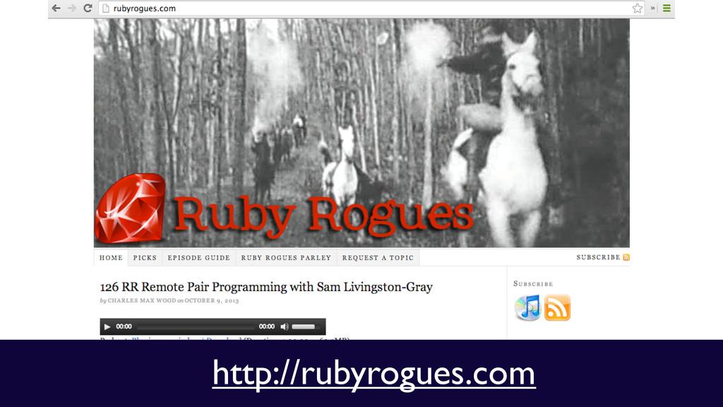 http://rubyrogues.com