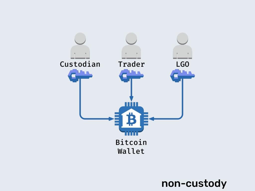 non-custody