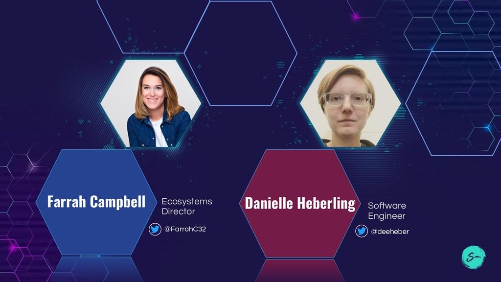 Danielle Heberling Software Engineer @deeheber ...